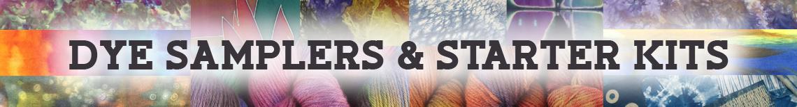 All Dye Samplers & Starter Kits