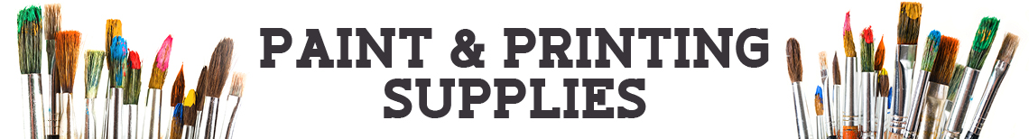 Paint & Printing Supplies