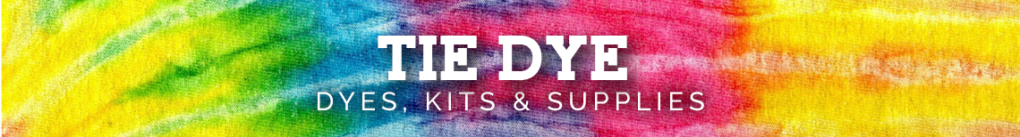 Tie Dye | Dyes, Kits & Supplies