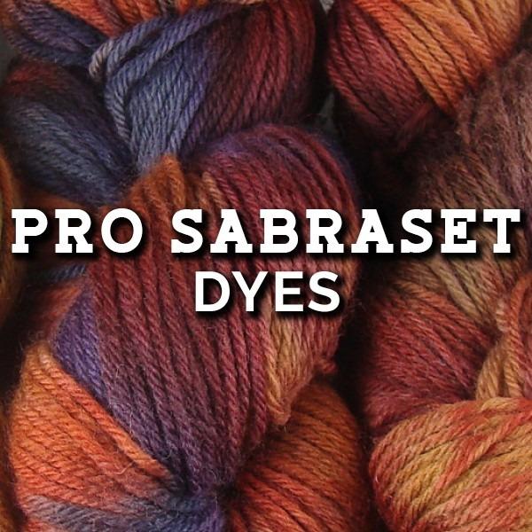 PRO Sabraset Dyes