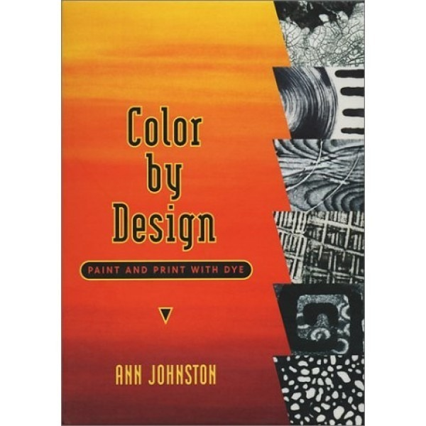 Color By Design Book by Ann Johnston
