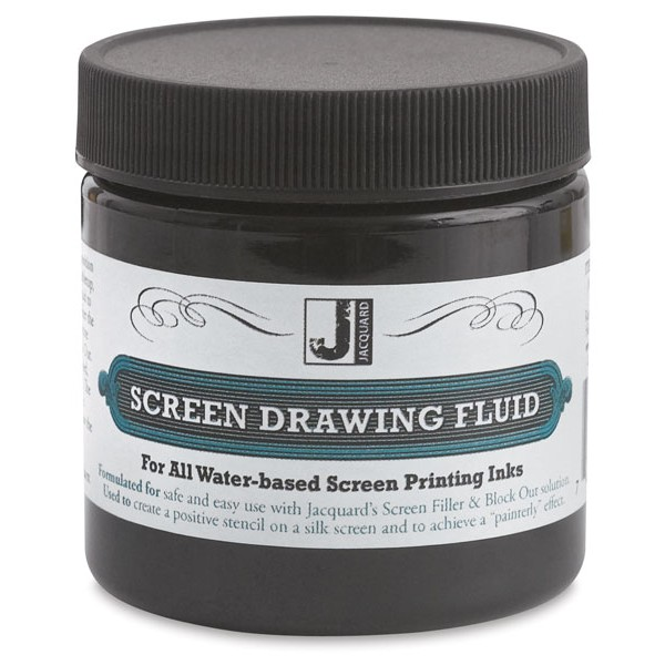Jacquard Screen Drawing Fluid - 4 oz.