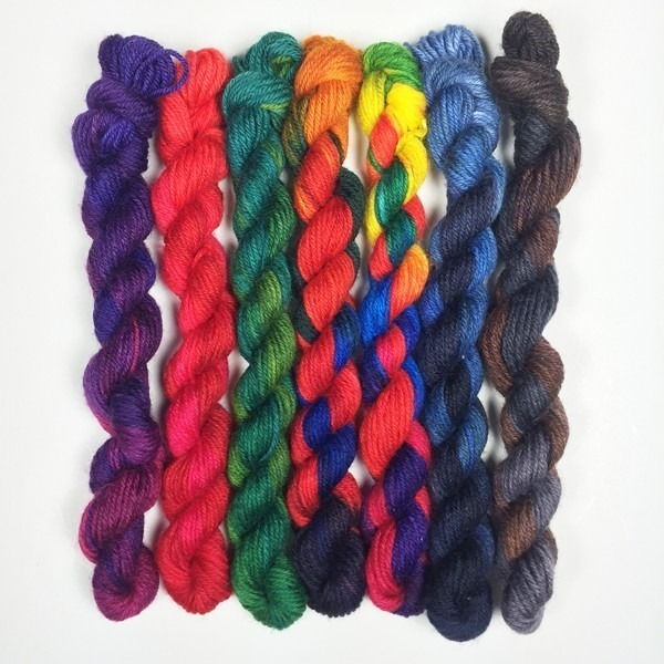 Worsted Weight Yarn Painting Kits