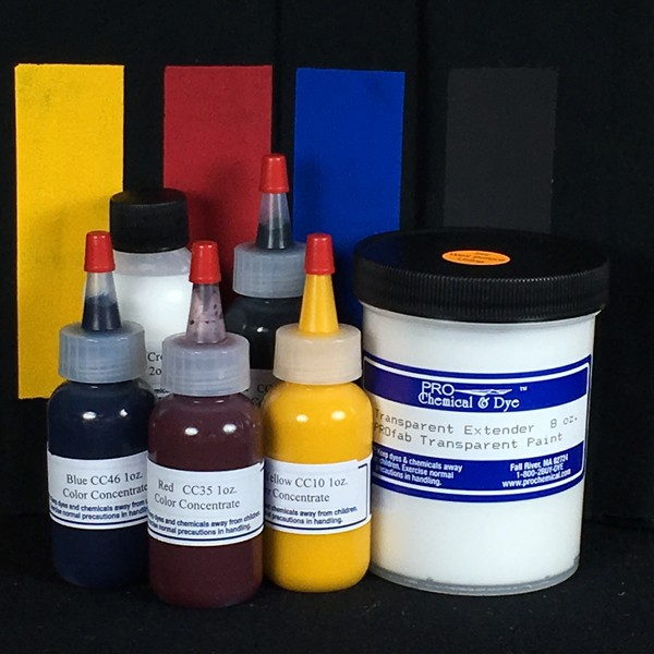 PROfab Color Concentrate Sampler