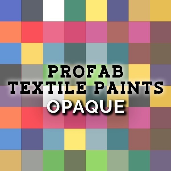 PROfab Textile Paints | Opaque