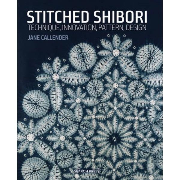 Stitched Shibori Technique Innovation Pattern Design