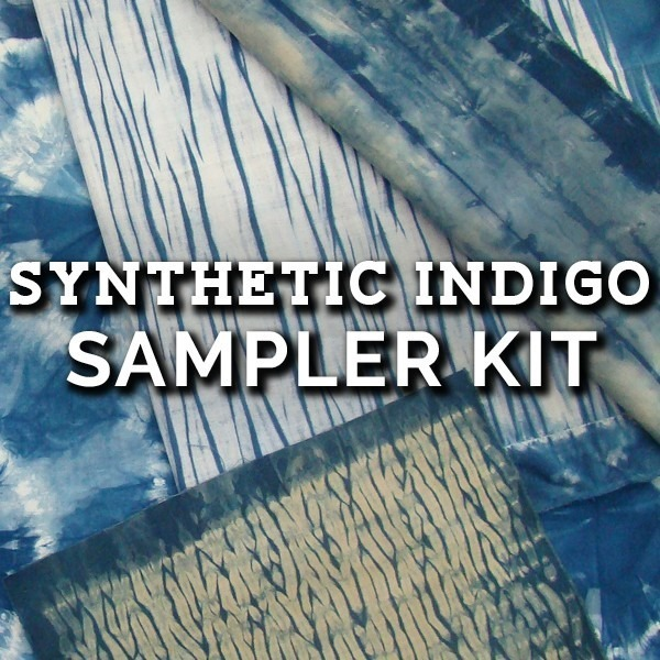Synthetic Indigo Sampler Kit