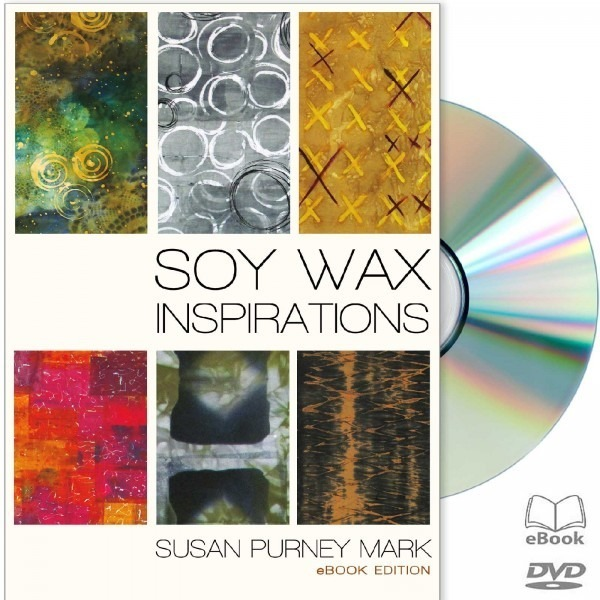 NEW 2017 eBook Edition of Soy Wax Inspirations by Susan Purney Mark