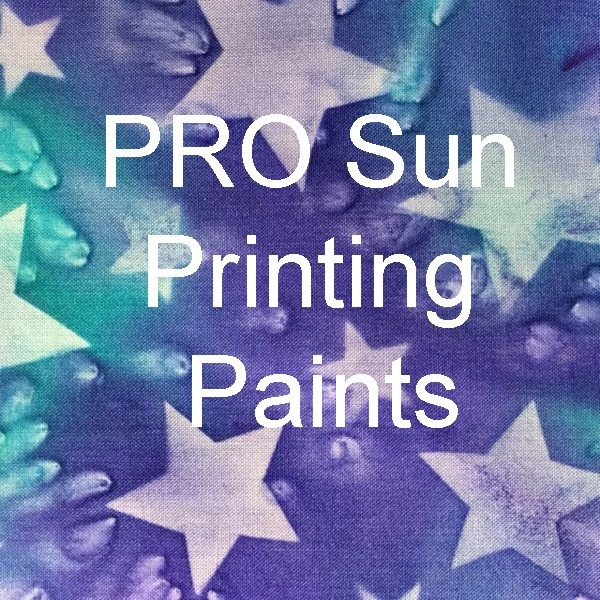 """NEW"" PRO Sun Printing Paints"