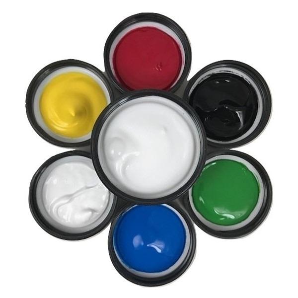 PROfab Transparent Paint Sampler