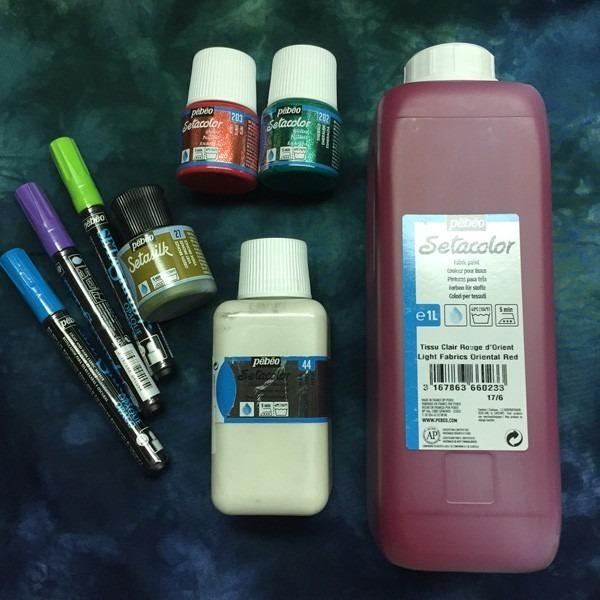 PEBEO Setacolor Light Fabrics (Transparent) Paints