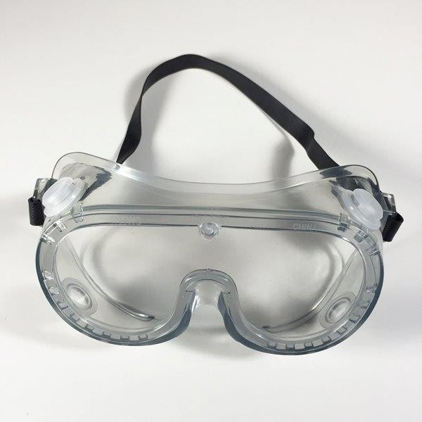 Flexible Frame Safety Goggles