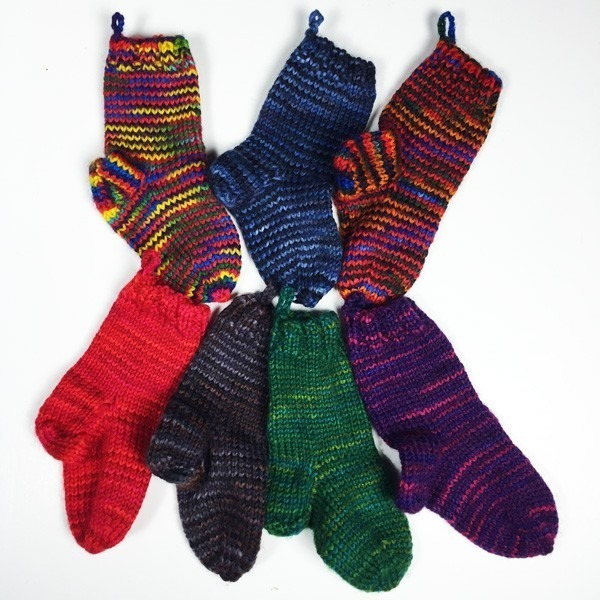Superwash Sock Yarn Painting Kits