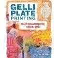 Gelli Plate Printing by Joan Bess