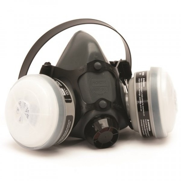 HONEYWELL 5500 Respirator | With Multi-Contaminant Cartridges