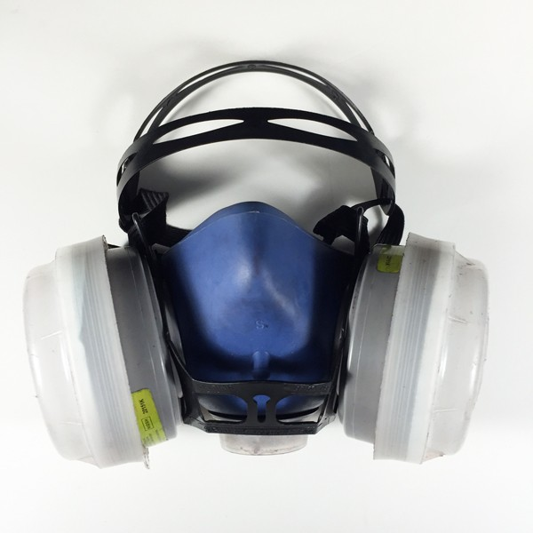 SPERIAN Respirator | With Multi-Contaminant Cartridges - SMALL