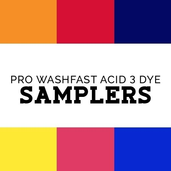 WashFast Acid Warm & Cool Palette Samplers