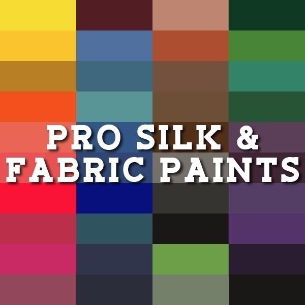 PRO Silk & Fabric Paints