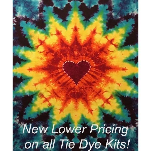 Tie Dye Party Packs | 25, 50 & 100 people