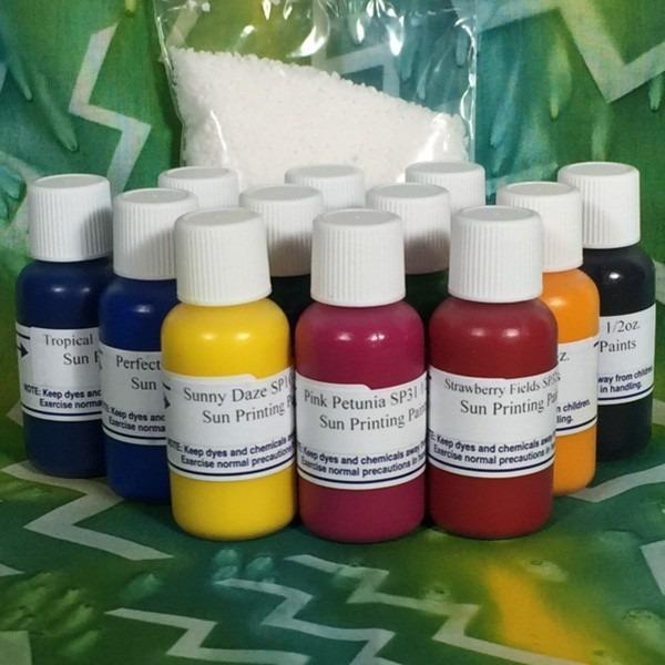 PRO Sun Printing Paint Kit