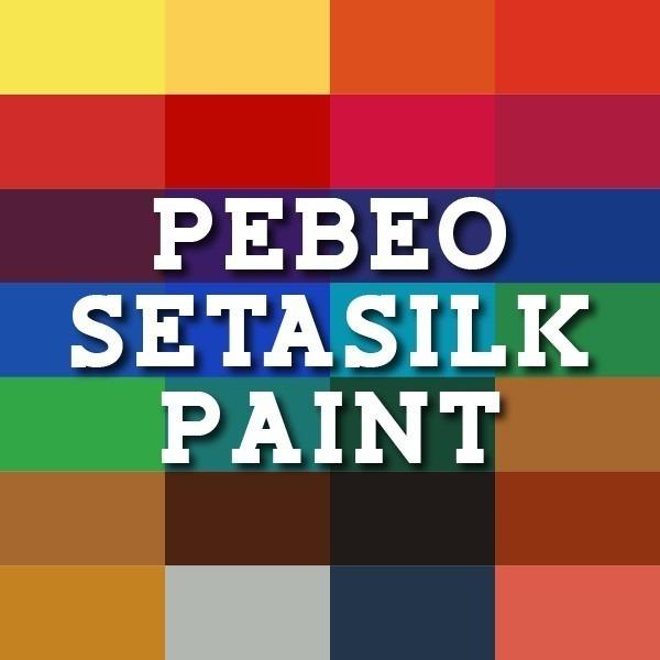 PEBEO Setasilk Paints