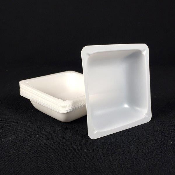 Polystyrene Weighing Boats | Set of 12