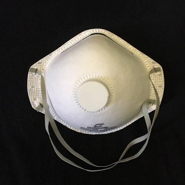 TruAir® Respirator | Disposable Dust / Mist Mask With Vent