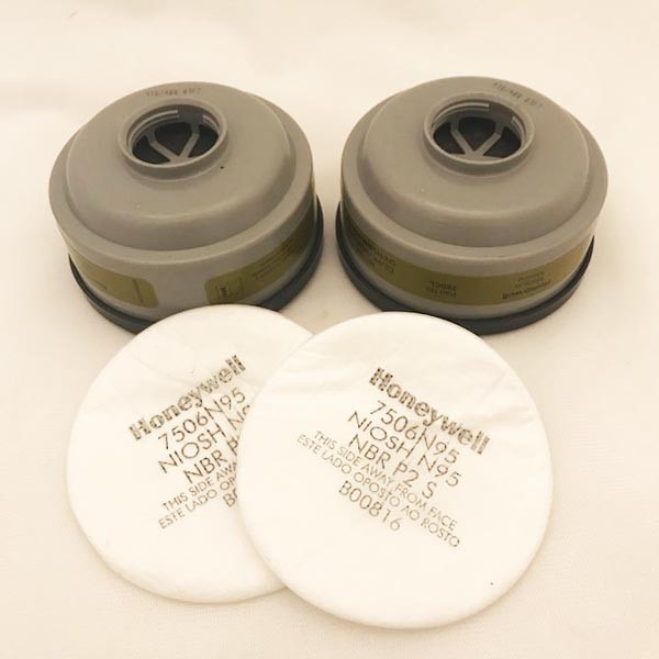 HONEYWELL 5500 Multi-Purpose Replacement Cartridges   2 pack
