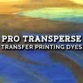 PRO Transperse Transfer Printing Dyes