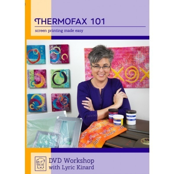 Thermofax 101 DVD by Lyric Kinard
