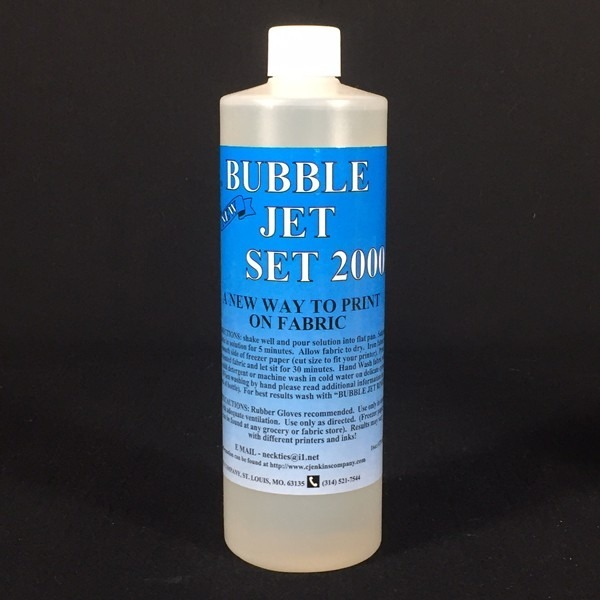 Bubble Jet Set 2000 - 16 oz.