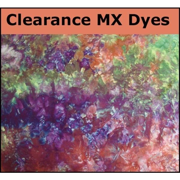 INTERNET SPECIAL | PRO MX Fiber Reactive Dyes